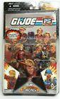 G.I. Joe 25th Anniversary Comic Pack Crimson Guard Scarred Cobra Officer
