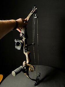 Mathew Ignition Compound Bow RH, 24.5 inch Draw