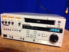 Panasonic Laboratories AG-7650-P Cassette Player
