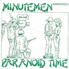 Minutemen - Paranoid Time [New Vinyl]