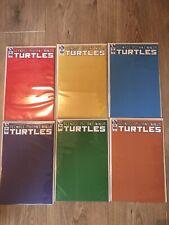 TMNT teenage mutant ninja turtles #100 IDW 6 Colors Cover Planet Awesome