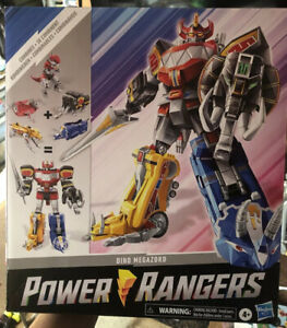 HASBRO MIGHTY MORPHIN POWER RANGERS MEGAZORD EXCLUSIVE LIGHTNING COLLECTION HTF