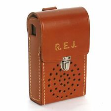 Regency TR-1 original leather case for world's first transistor radio