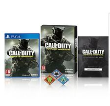 PS4 Call Of Duty-Infinite Warfare-Extra Content/Pin Badges-NEW-PLAYSTATION GAME