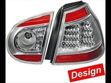 2VP 009 500-811 Hella LED Rückleuchten Set VW Golf 5 rot/silber RHD