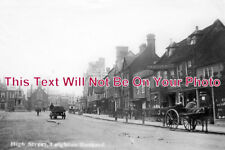 BF 176 - High Street, Leighton Buzzard, Bedfordshire - 6x4 Photo