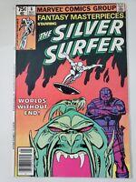 FANTASY MASTERPIECES #6 (1980) THE SILVER SURFER! STAN LEE! JOHN BUSCEMA ART!