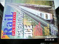 ¤¤ Rail Passion n°3 ICE Programme vapeur SNCF 2e GM  230 G Sud Ouest A.Blanc