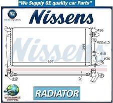 FOR CITROEN XANTIA 1.9TD 1993-1996 NISSENS COOLING RADIATOR 1301.FY