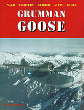 Ginter Naval Fighters 63: Grumman Goose Flying Boat