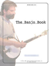 The Banjo Book, revised 2013, directly from the author