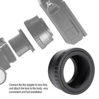 Lens Adapter Ring for Olympus  Mirrorless Camera T2-M4/3 Mount LJ