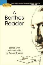 A Barthes Reader - Hardcover By Roland Barthes - VERY GOOD