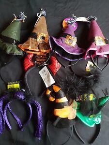 Halloween Fancy Dress Accessories - Deeley Boppers Headbands (larger postage)