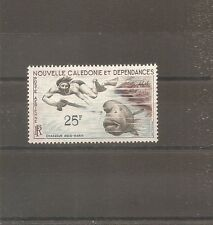TIMBRE FRANCE FRANKREICH NOUVELLE CALEDONIE PA 1955 N°69 NEUF** MNH