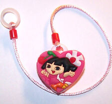 Children's Hearing Aid SAFTY LEASH RETAINER CLIP for 1 sided H.A. ...LITTLE GIRL