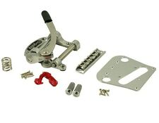 NEW - Bigsby B50 Tele Conversion Kit - POLISHED ALUMINUM