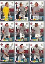 ASHLEY COLE ENGLAND PANINI ADRENALYN XL FOOTBALL UEFA EURO 2012 NO#