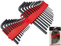 Draper Redline Metric/Imperial Allen Allan Hex Key Set 25 Piece Hexagon Tool