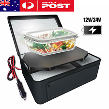 Portable Mini Oven Personal Food Warmer for Car Truck Prepared Meal Reheating AU