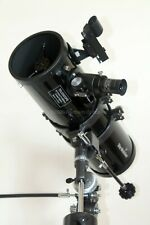 Skywatcher Skyhawk 114 EQ1 Newtonian telescope with tripod. UK stock. UK seller