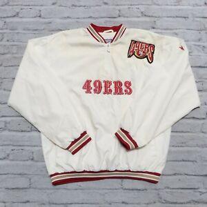 Vintage 90s San Francisco 49ers Pullover Sweatshirt by Reebok Size M
