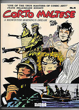 CORTO MALTESE #4  [1987 NM-]  SCARCE!