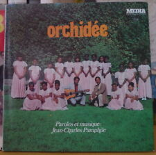 ORCHIDEE JEAN-CHARLES PAMPHILE LE FOU ET LE SAGE FRENCH EP MEDIA PRODUCTION