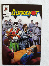 Bloodshot #4 (May 1993, Acclaim / Valiant) Vol #1 NM