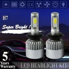 H7 LED 72W 16000LM Headlight KIT Car Hi/Lo Beam Auto Bulbs 6000K White