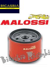 6797 - FILTRE À HUILE MALOSSI 400 500 PIAGGIO X9 EVOLUTION - XEVO BICASBIA