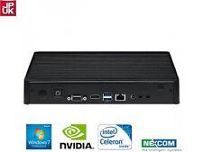 Nexcom NDIS Interactivo B323 Pantalla Táctil Mini PC
