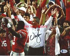OHIO STATE BUCKEYES URBAN MEYER signed autographed 8x10 PHOTO Reprint