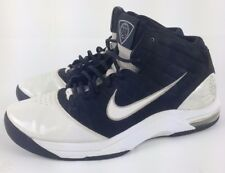 NIKE Basketball Shoes RETRO Men's AIR MAX Go 90s BLACK & WHITE | 100% Genuine!