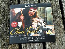 BBC CLASSIC EPIC = OLIVER TWIST  DISC 1 of 2 = VGC  PROMO