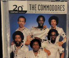The Commodores - The Best Of The Commodores CD Album in VG Condition
