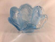 Murano Style Art Glass Vase Bowl Dish (ref B437)