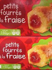 Lot Revendeur Destockage De 30 Petits Fourré A La Fraise Dix Longue