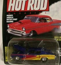 RC>> HOT ROD MAGAZINE-HOT STREET CARS-ISSUE # 11 - 1970 CHEVELLE SS- REAL RIDERS