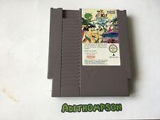 The Flintstones The Rescue Of Dino & Happy Game Nintendo Nes PAL Game Cartridge