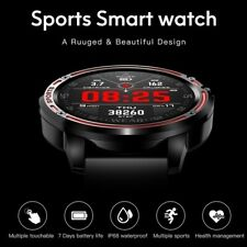 L8 Smart Watch Men ECG + PPG IP68 Waterproof Blood Pressure Heart Rate Fitness