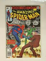 The Amazing Spiderman (Vol. 1) Issue 192 (1963) Marvel Comics 2nd Human Fly VF+