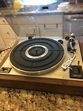 1980's PROJECT/one DR-I Belt Drive, Full Manual Turntable-Working Well
