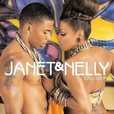 Call on Me [Single] by Janet Jackson/Nelly (CD, Sep-2006, Virgin)