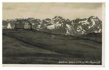 Gasthaus Gäbris Gais Switzerland Postcard posted 1935
