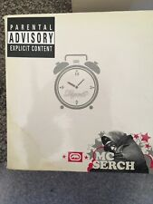 Ecko Legend MC Serch 3rd BASS Talking Alarm Clock Explicit Edition