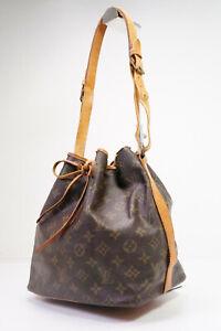 Auth Pre-owned Louis Vuitton Vintage Monogram Petit Noe Shoulder M42226 210094