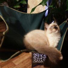 HoundHouse Cat Hammock Sling Green