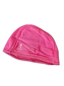 Kiefer Pink Womens Swim Cap OS One Size