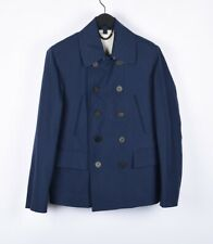 Burberry Prorsum Men Waterproof Jacket Blazer Size 48, Made in Italy